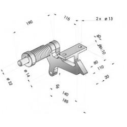 Decrochage automatique - K150121