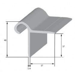 Profils Aluminium - D102105