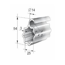 Profils pour Tension de Bâche - D250010