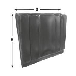 Garde-boue plastique - C050015