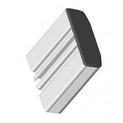 Profil Aluminium Anodisé Antidérapant - E000035