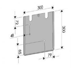 Porte plaque anti retournement 300x300 - I250011