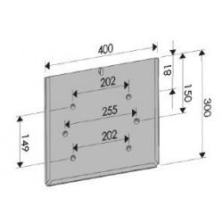Porte plaque anti retournement 400x300 - I250016