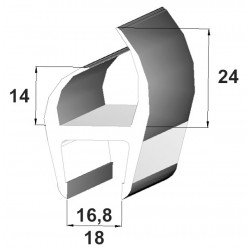 Profils de Porte - F000006