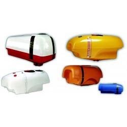 Cuves à eau polyester et plastique