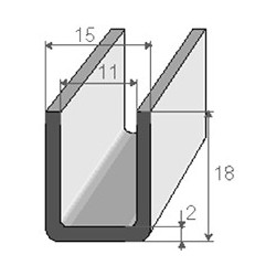 Profils Compacts - F050000