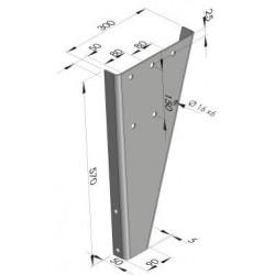 Pare-chocs acier - I652370