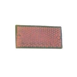 Catadioptre Rectangle Rouge - I101092