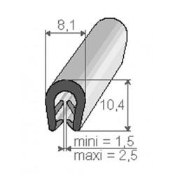 Profils Clips - F300005