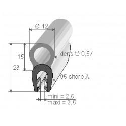 Profils Clips Armés - F350105