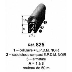 Profils Clips Armés - F350121