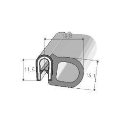 Profils Clips Armés - F350210