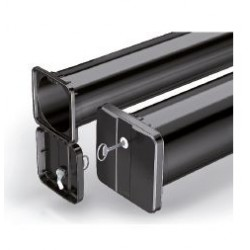 Porte-tube plastique Ø160 - L060200