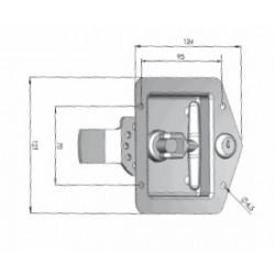 Fermetures de coffre - G450201
