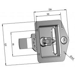 Fermetures de coffre - G450210