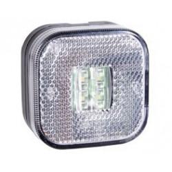Feu de position à LEDS Blanc - I500790