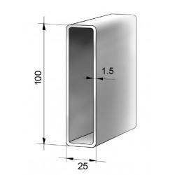 Profils de Réhausse - D200030