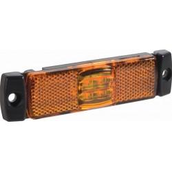 Feu de position latéral Orange en Applique - I450456