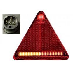 Lanternes Arrières à LEDs pour remorques bagagères - I350002