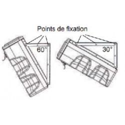 Kit de fixation coffre extincteur - A990200