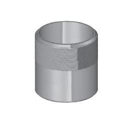 Goulottes Acier à Visser Ø 80 mm - L9916