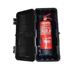 Ensemble extincteur 6 kg + coffre extincteur COFEX 3 Noir A450168E