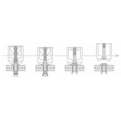 Rivet de structure - H100232