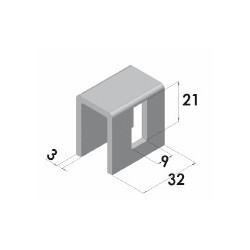 Fermetures et gâches - D050100