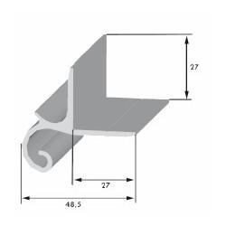 Profils Aluminium - D102100