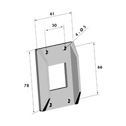 Protections plastiques PVC - G400110
