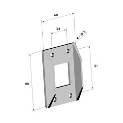 Protections plastiques PVC - G400120