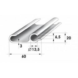 Profils pour Tension de Bâche - D250005