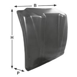 Garde-boue plastique - C050060
