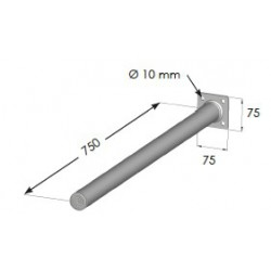 Supports d'ailes - C300123