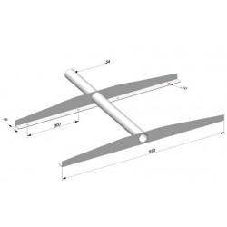 Kits de fixation d'ailes - C300405