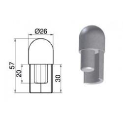 Bouchon supérieur de tendeur - D250072