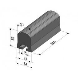 Profil butoir pour ridelle-G800096
