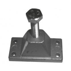 Support fixe Ø6mm - J200090
