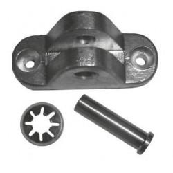 Support pivot Ø6mm - J200091