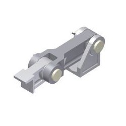 Belette et articulation haut de porte légère 15T à 19T - K990078