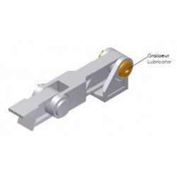Belette et articulation haut de porte 26T - K990079