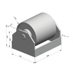 Rouleau de benne - K600011