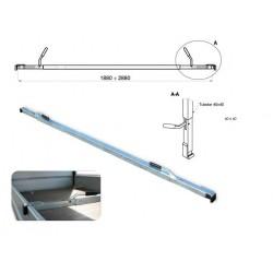 Barres Télescopiques Ajustables - T250150