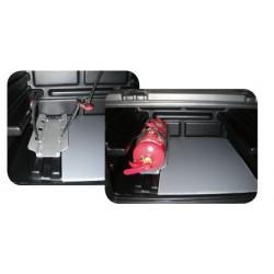 Coffres avec support d'extincteur 6Kg intégré - A002545