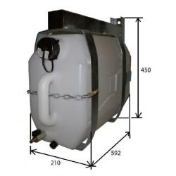 Réservoirs à eau plastique - B000001