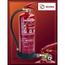 Extincteur à eau 6L PPE6A- I801006