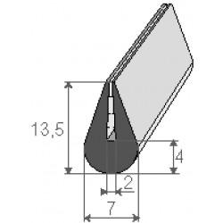 Profils Compacts - F050025