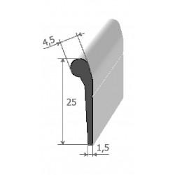 Profils Compacts - F050120