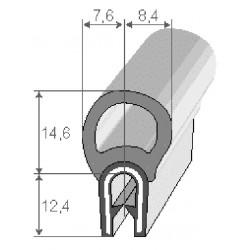 Profils Clips Armés - F350115