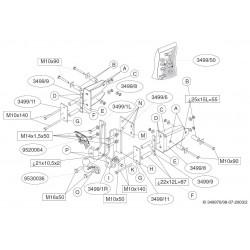 Attelages - MERCEDES Classe M 4x4 (W163) - Q000270